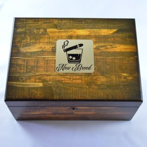 New Breed Magnetic Humidors