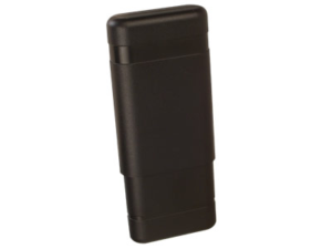 plastic 3 cigar case 52 gauge cigars tube accessory